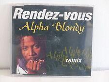 CD 3 titres ALPHA BLONDY Rendez vous 8801542