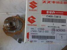 n°d380 pompe eau suzuki alto jimny santana ref 1740073812 neuf