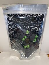 Swag Golf Ecto Green Concentric Skulls Cover ~ Brand New Sealed