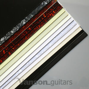 NEW Vanson 315mm x 240mm Scratchplate / Pickguard Material for Electric Guitars