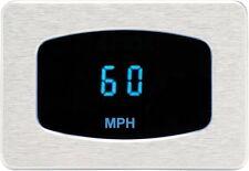 Dakota Digital Mini Metric Speedometer Gauge Rectangle Bezel KPH KM/H ODY-01-4