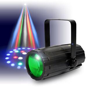 Moonflower Effect Light 60x RGBAW LEDs Disco DJ Music Active Stage Lighting