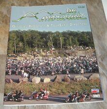 1996 AMERICADE Motorcycle Touring Rally & Tour Expo PROGRAM Lake George New York