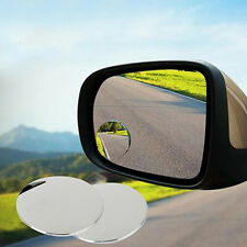 Side 360 Angle Round Car Vehicle Blind Spot Dead Zone Rear View Mirrors Precious