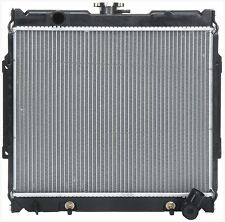 For Dodge Challenger D50 Ram 50 Mitsubishi Plymouth Sapporo Radiator APDI