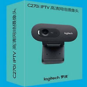 Logitech HD Pro C270i USB 2.0 720p High-Definition Webcam