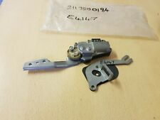 Mercedes 211 e class boot release latch 2117500184 e4147 183e1