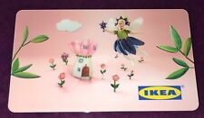 "IKEA GERMANY GIFT CARD ""FAIRY"" NO VALUE COLLECTIBLE GERMAN 2013"