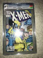 X-Men #11 CGC 9.4 2nd Printing Pressman Silver Variant Rare