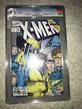 X-Men 11 CGC 9.4 2nd Print Pressman Silver Variant Rare JIM LEE CLASSIC COVER