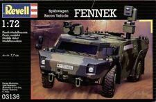 Revell 1/72 Spahwagen Fennek Recon Vehicle # 03136##