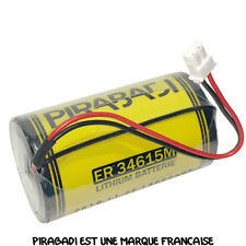 Lithium Battery 3.6v D Er34615m 14500mah Mermaid Visonic Mcs 710 730 Alarm