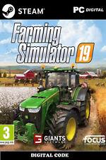 Farming Simulator 19 Key - Steam Game Code - PC Digital key - Global
