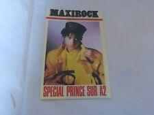 PRINCE - Magazine !!! MAXIROCK !!! MAI