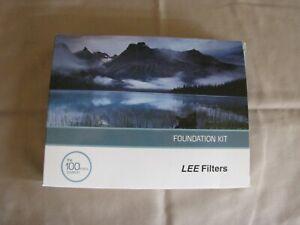 LEE  100mm Filter Foundation Kit +1 Adapter Ring