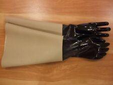 10X30 Best Mfg. Sandblast Sandblasting Cabinet Blaster Gloves #Neo10-30