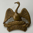 Stamford School OTC Officers Training Corps College Cadets Force Cap Badge