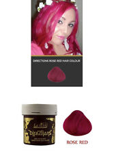 La Riche Directions Semi Permanent Hair Color Dye Free Shipping AU - Rose Red
