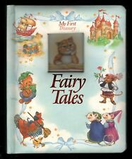 My First Treasury:  Fairy Tales - Padded Board Book - Lovely Art - NEW - MINT