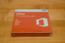 Brand New Microsoft office 2016 Pro Plus include DVD