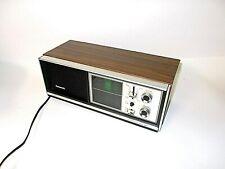 Vintage Panasonic 3-Band AM-FM-Weather Radio Model RE-7273