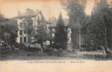 SAINT-HONORE-LES-BAINS - Hôtel du Parc