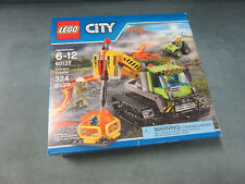 Lego City Volcano Crawler #60122 324 PCS