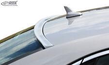 RDX Heckscheibenblende für BMW 4er F32 Coupe Heck Scheiben Dach Spoiler Lippe