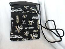 Pittsburgh Penguins small crossbody shoulder bag