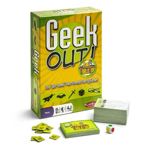 Geek Out! Tabletop Special Edition