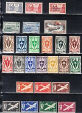 Cameroun - small collecdtion of Mint NH stamps