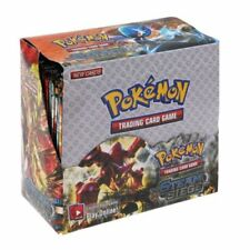 Unbranded Steam Siege Pokémon Individual Cards in English
