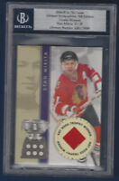 STAN MIKITA 2004-05 ITG ULTIMATE MEMORABILIA ART ROSS TROPHY WINNER 23/25  15366