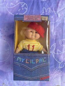 My L'il Pal Doll Vintage 90s Boy Mini