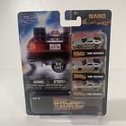 Jada Nano Hollywood Rides Back To The Future Collectable Cars New