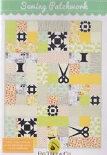 Sewing Patchwork - pieced quilt PATTERN for all sewists - Fig Tree & Co