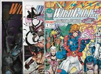 WildC.A.T.S. #1 , Special #1 & Trilogy #1   Lot of 3 (Aug 92, Image Comics)