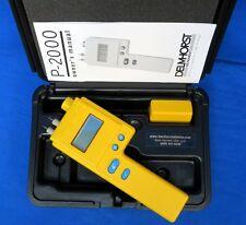 Delmhorst P2000 WCS Paper Moisture Meter Tester, 1 Year Warranty