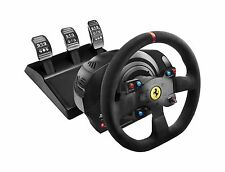 Thrustmaster VG T300 Ferrari Alcantara Edition Racing Wheel for PS4 PS3 and PC