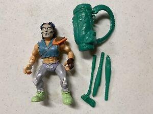 Vintage Teenage Mutant Ninja Turtles TMNT 1989 Casey Jones Figure