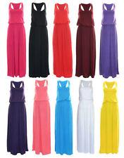Unbranded Viscose Machine Washable Maxi Dresses for Women