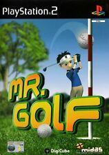 Mr Golf PS2 (PlayStation 2) - Free Postage - UK Seller
