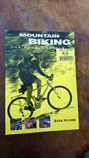 Mountain Biking: The Fundamentals by Sven Klinge (Paperback, 2000)