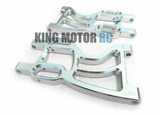 King Motor RC 4WD T2000 CNC Aluminum Front Suspension A Arms (501001 501003)