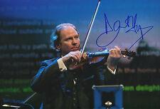 Daniel Hope Violine signed 8x12 inch photo autograph