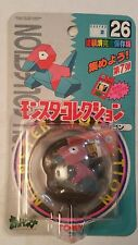 ORIGINAL JAPANESE RELEASE  TOMY POKEMON POCKET MONSTERS  FIGURE PORYGON #26 RARE