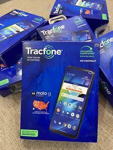 TracFone Motorola Moto G Power 4G 64GB Prepaid (Locked CDMA) Black Smartphone