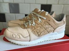 Asics Gel Lyte III GL3 Veg Tan UK 8 Retro Rare