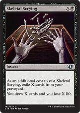 Skeletal Scrying  X4  NM Commander 2014  MTG  Magic Cards  Black Uncommon