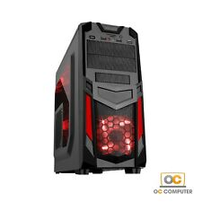 PC COMPUTER DESKTOP GAMING INTEL I5 / RAM 8GB / SSD 240GB / GTX 1060